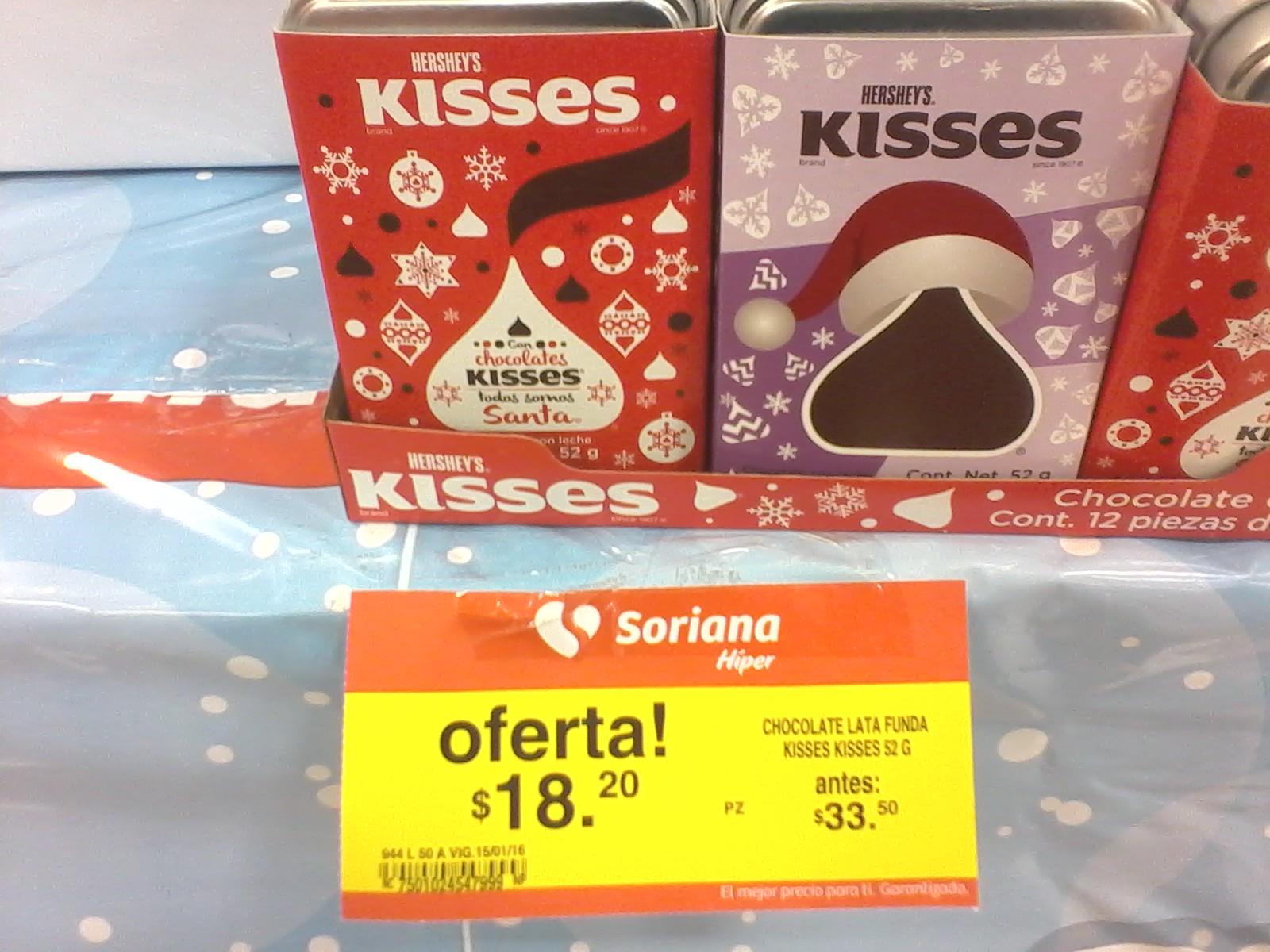 Soriana Pinos: Chocolates Navideños A Menos de Mitad de Precio