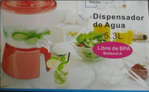 Bodega Aurrerá Lerdo, Dgo. : Dispensador de Agua $15
