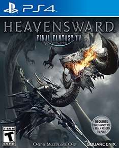 Amazon MX: Final Fantasy XIV para PS4