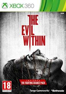 Amazon: The Evil Within xbox 360