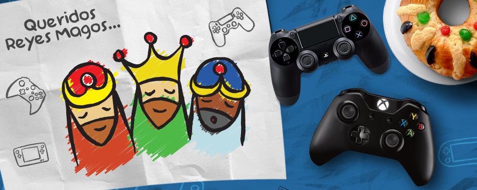 Gamers: descuentos en consolas y juegos hasta el 6 de enero