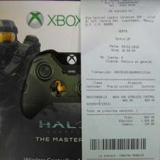 Game Planet: control Xbox One halo 5 master chief a $865