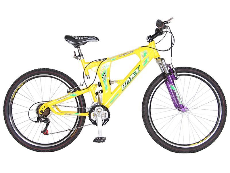 HEB Online - Bicicleta Bimex U2 Champion R26 21 Vel Doble Susp**