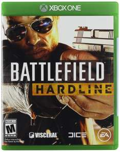 Amazon México: Battlefield Hardline - Xbox One - Standard Edition $299