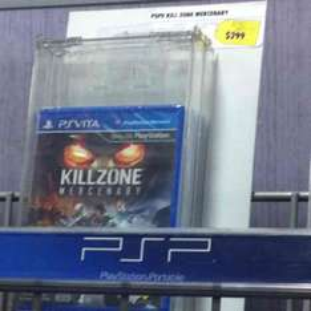 Best Buy: Killzone mercenaries para PSVita a $299