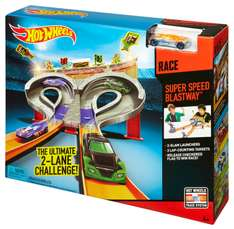 amazon.com.mx Hot Wheels Carrera Súper Explosiva $231.42