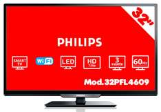 HEB.com.mx Pantalla Led 32 Hd Smart Mod 32pfl4609 $3999