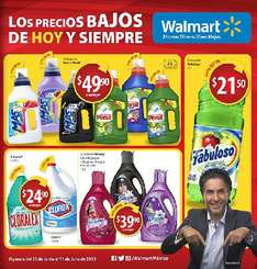 Folleto Walmart del 25 de junio al 11 de julio