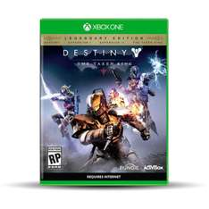 GamerShop: Destiny + Expansion I + Expansion II + The Taken King XBOXOne