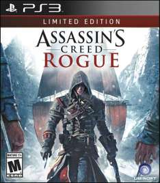 Amazon: Assasins creed rogue PS3 Limited Edition a $134