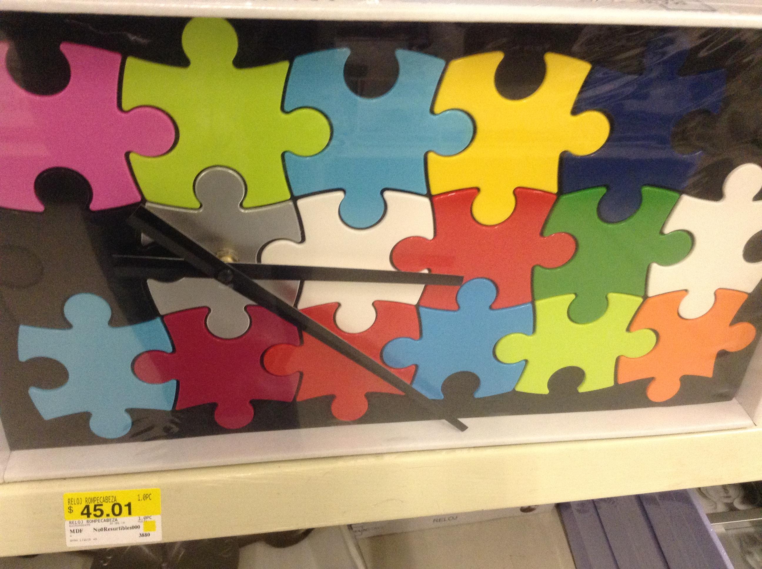 Walmart Miramontes: reloj de rompecabezas de 349 a 45.01 y otras liquidaciones