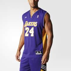 Adidas OnLine - Replica Playera Lakers Kobe Bryant