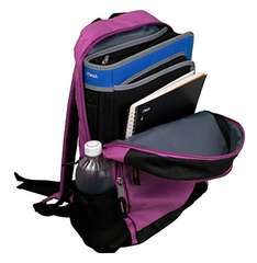 "Amazon MX Mochila Five Star ¡""COLOR PURPURA""!"