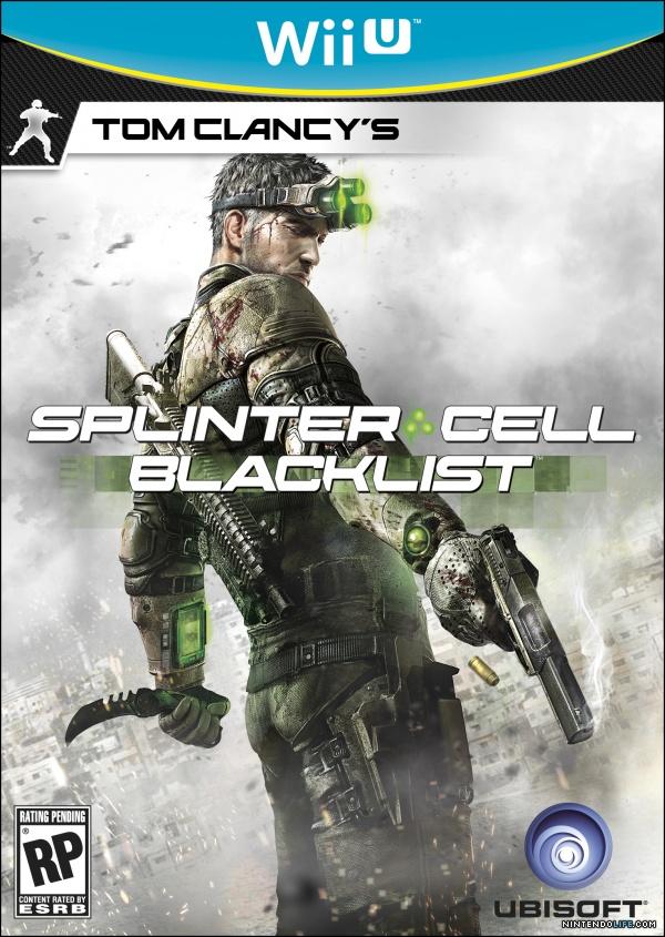 B STORE:Splinter Cell Blacklist Wii U