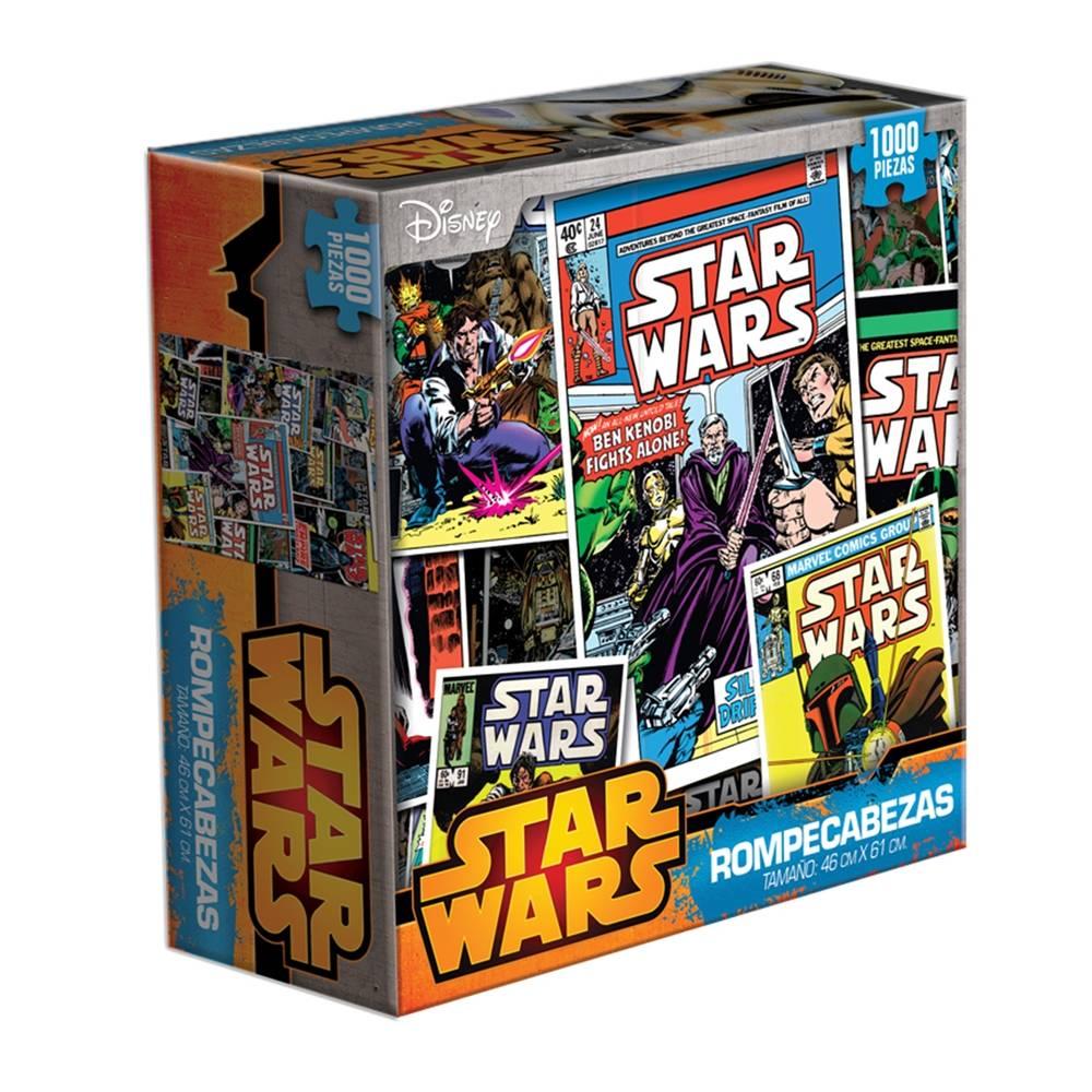 Walmart Online: STAR WARS Rompecabezas de 1000 piezas