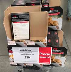 Sam's Club Santa Elena: Harina Red Lobster para bisquets a $29