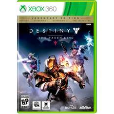 Palacio de Hierro: Destiny The Taken King, Legendary Edition para PS3 y Xbox 360 a $399