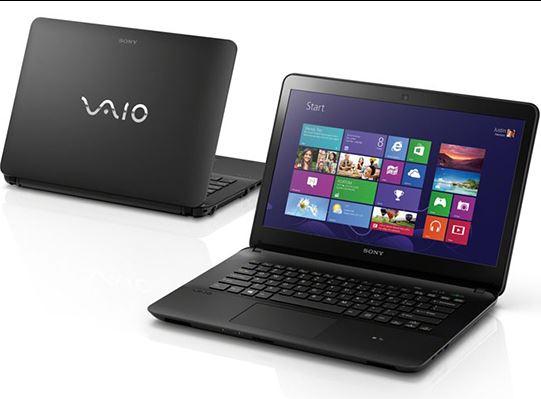Sony: laptop Vaio Fit E SVF14325 con Intel Core i5 + 3 años de garantía $7,499