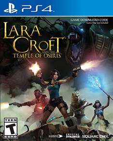 Amazon México: Lara Croft and the Temple of Osiris + Season's Pass PS4