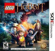 Amazon México: Lego The Hobbit 3DS