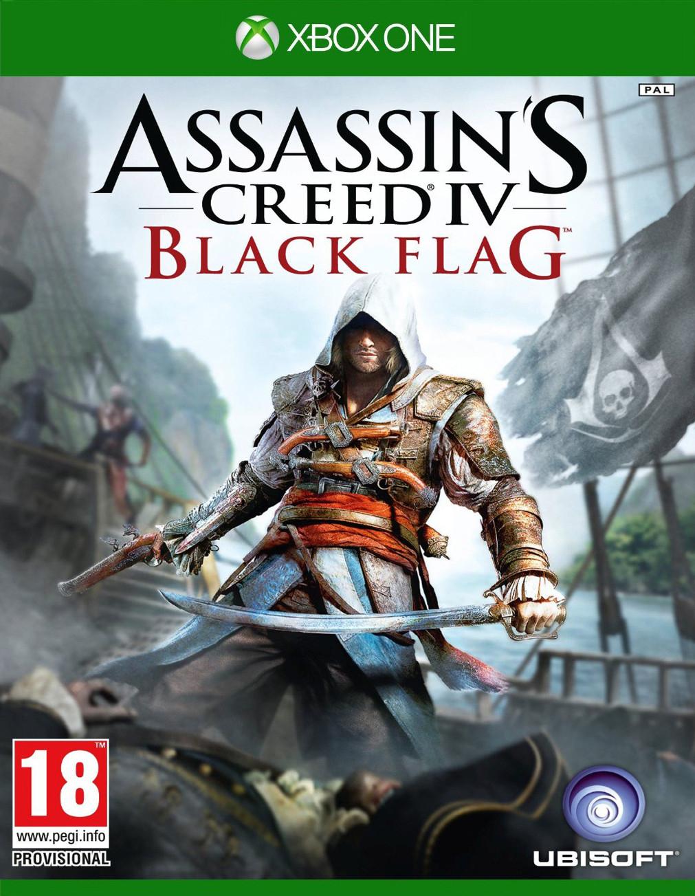 B Store: Assassins Creed Black Flag XBOXOne