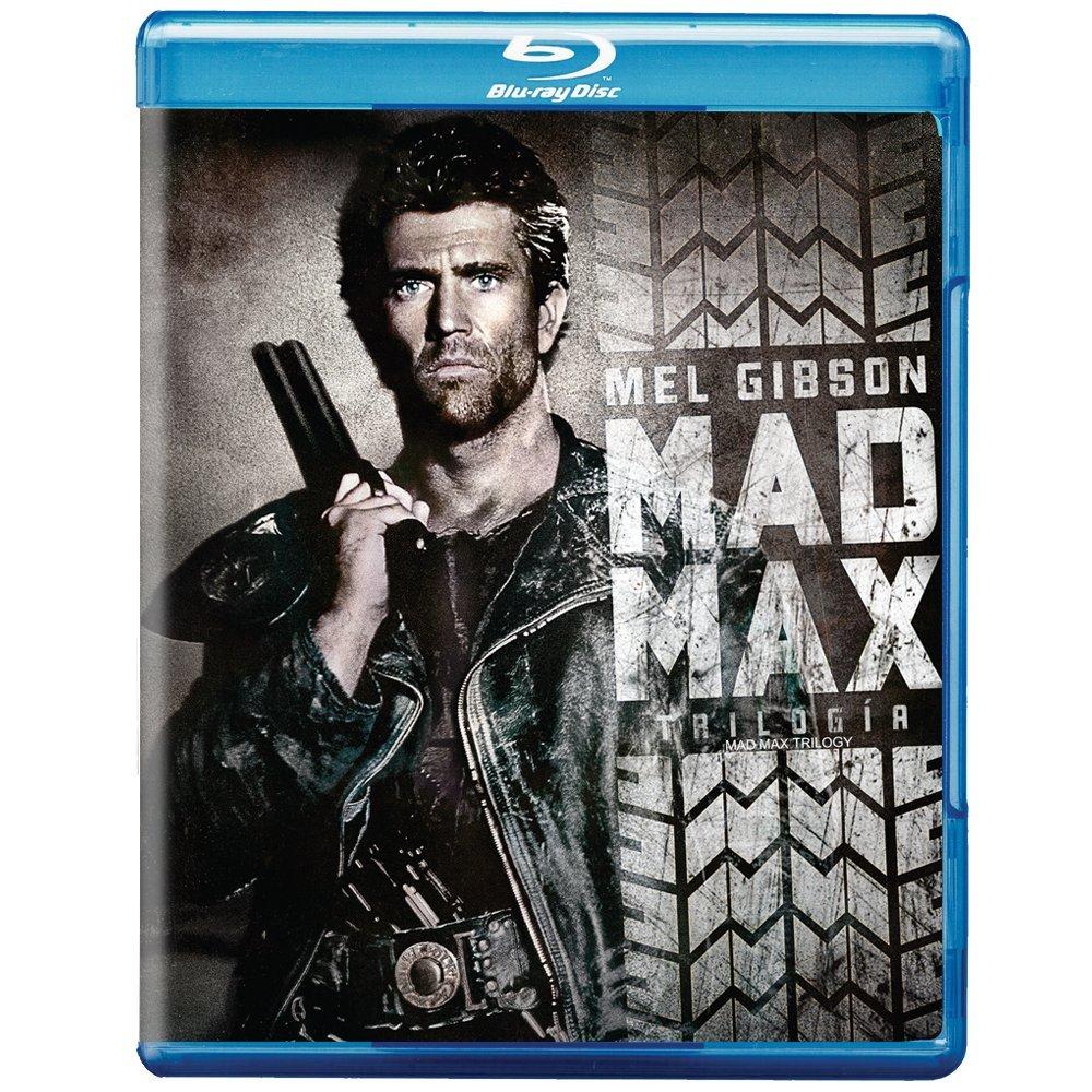 Amazon México: Trilogía de Mad Max Blu-ray