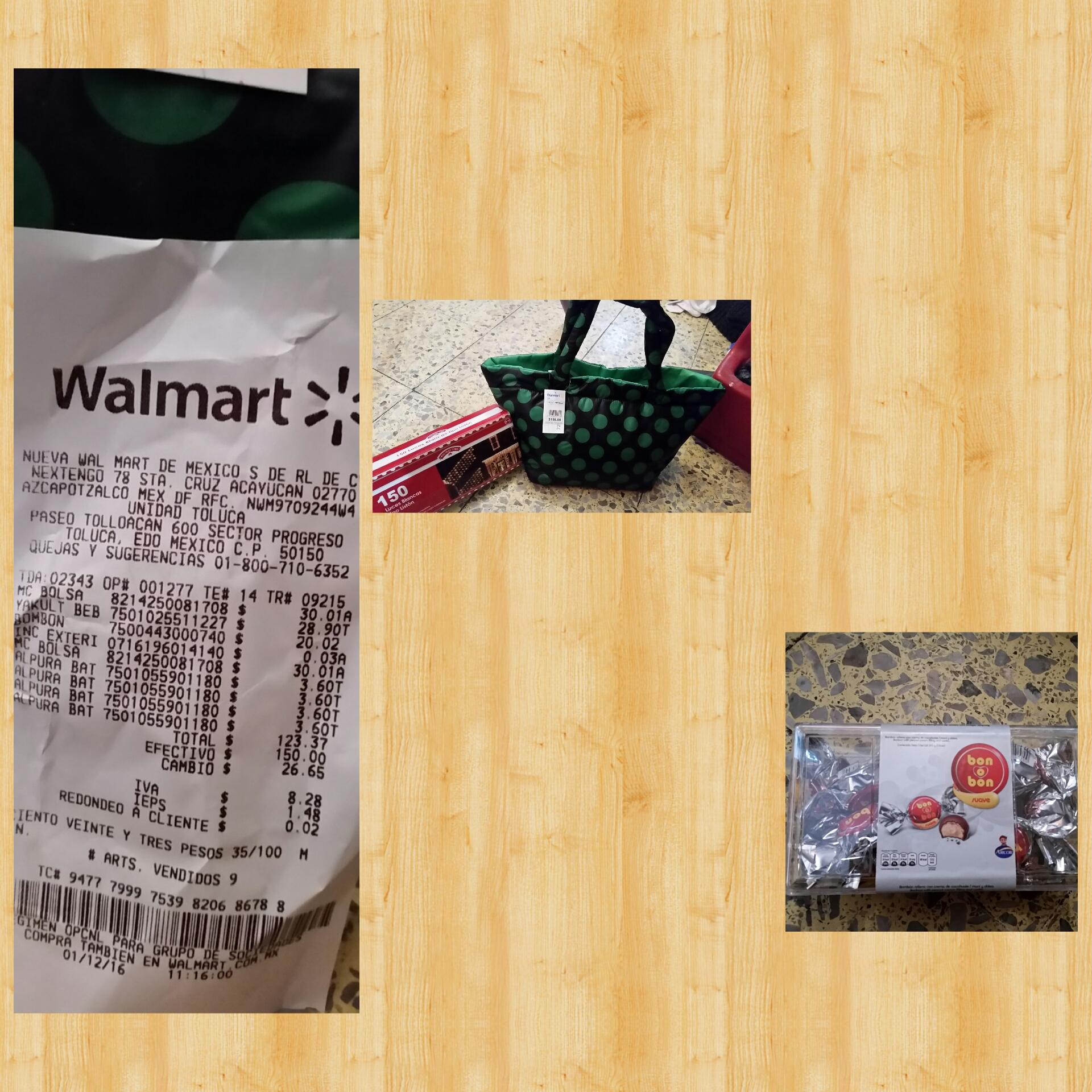 Walmart: Liquidaciones en accesorios, bolsa a $30.01