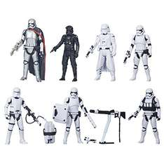 Amazon: Star Wars The Force Awakens 3.75-Inch Figure Troop Builder 7-Pack 48 dólares