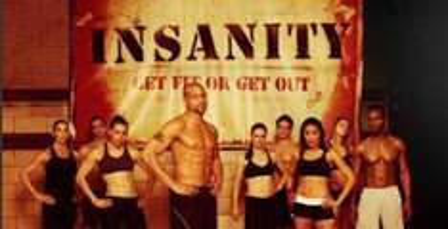 Sam's Club: Programa de Entrenamiento Insanity