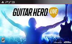 Amazon México: Guitar Hero Live para PS3, Xbox 360 y Wii U en $906