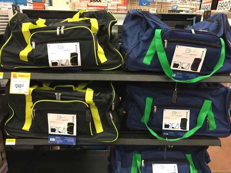 """Walmart: Maleta de viaje de 25"""" $245.03"""