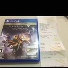 Palacio de Hierro Santa Fe: Destiny the Taken King a $499