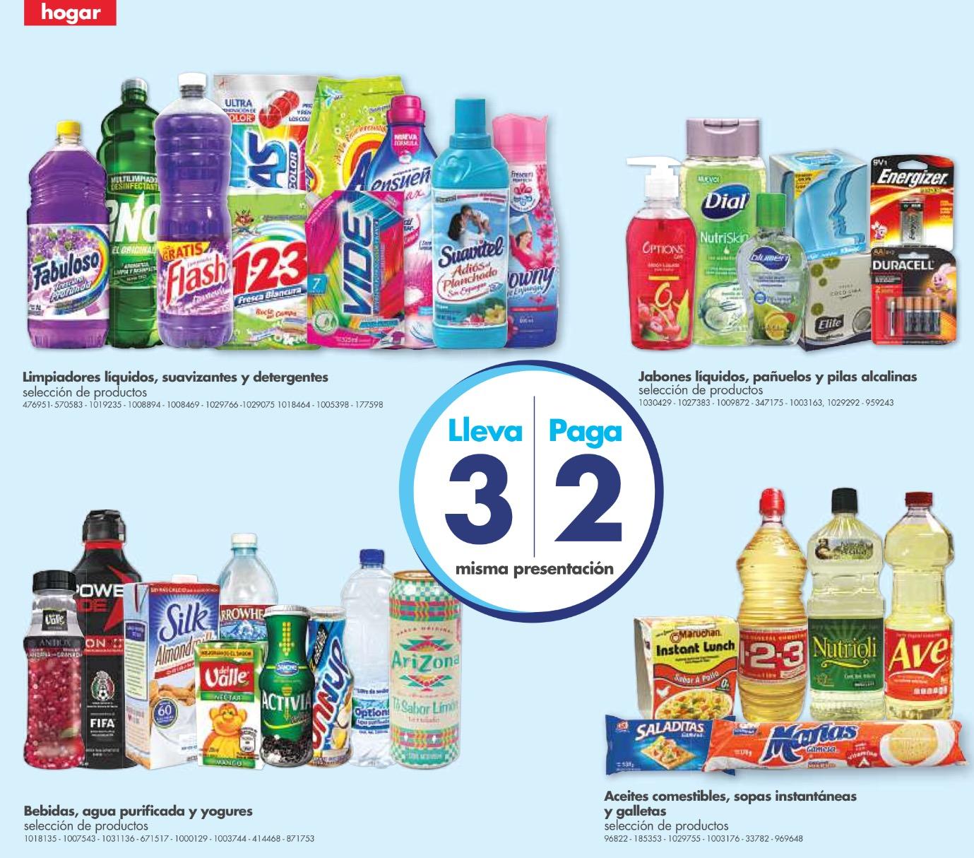 Farmacias Benavides: 3x2 en pañales y varios artículos más