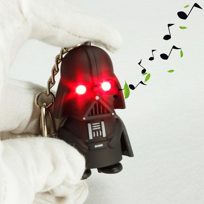 Gearbest: llavero Darth Vader con luz y sonido 1 dólar