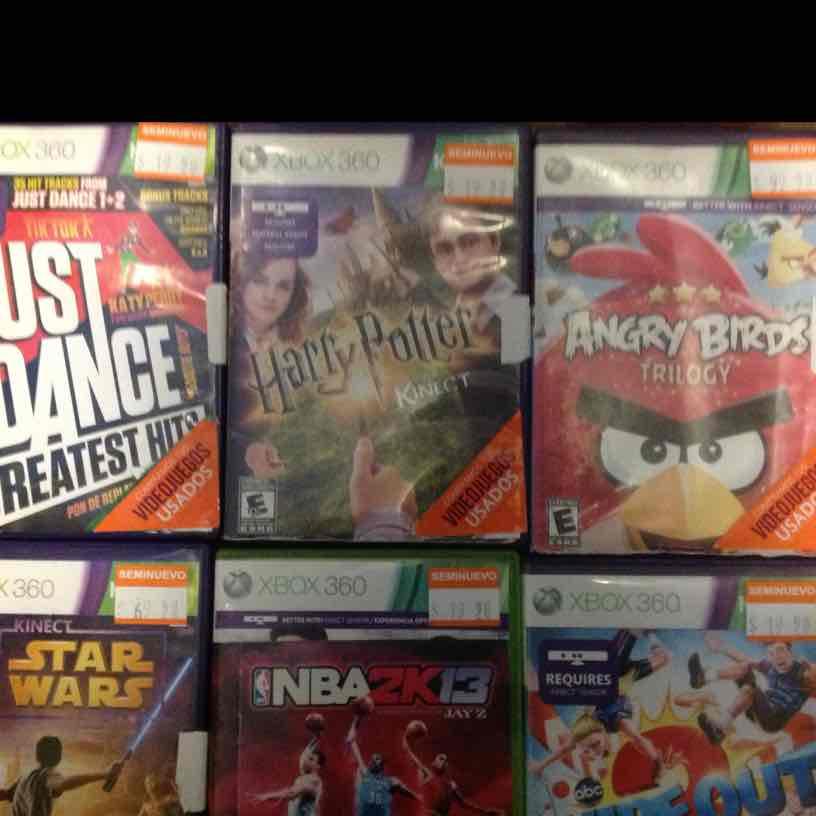 B-Store: juegos de Xbox 360 desde $19