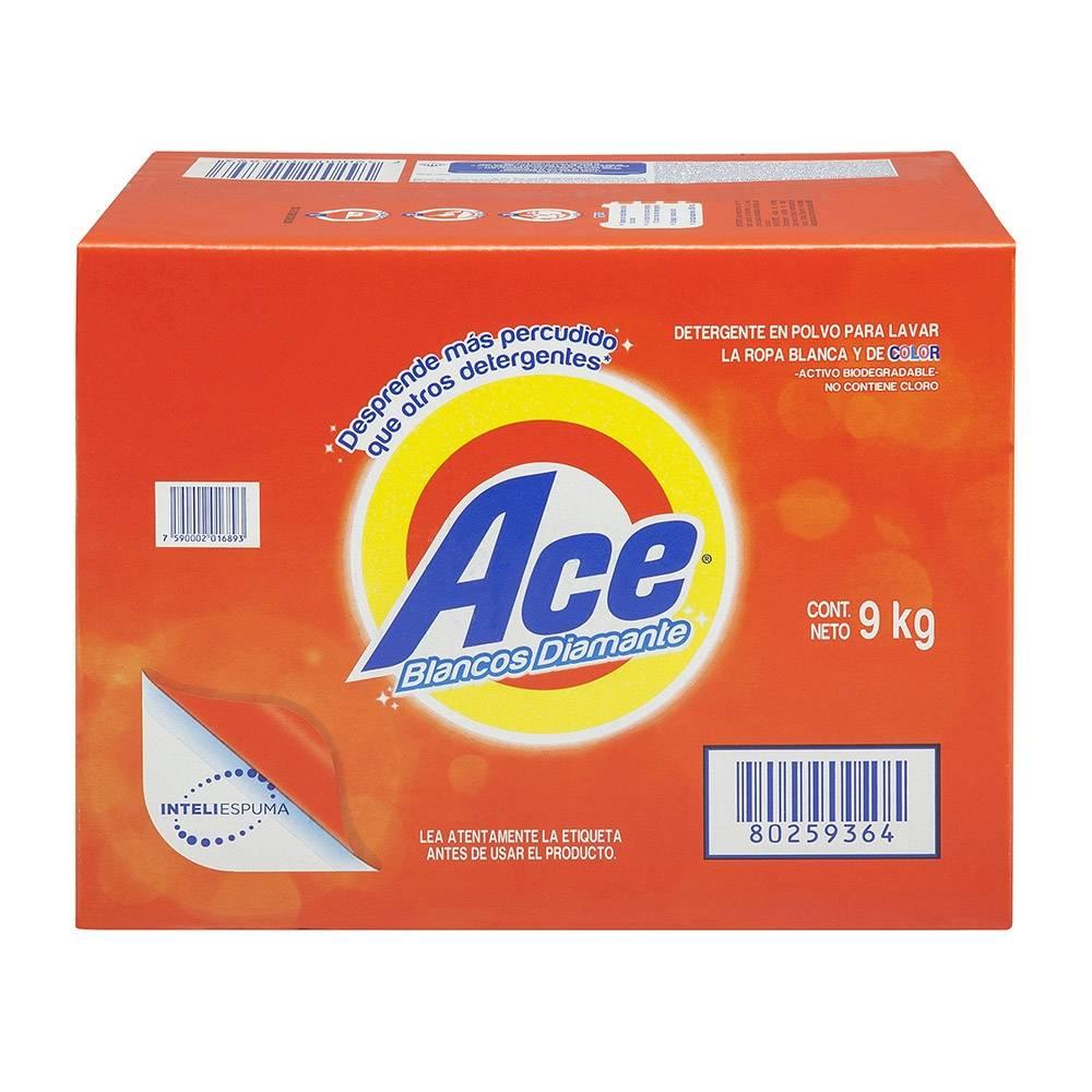 Sam's Club: detergente en polvo Ace Diamante blanco a $147