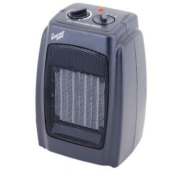 Linio: Calentador electrico Comfort Zone CZ442WM Reacondicionado - Negro $299