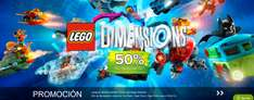 Game Planet: 50% de descuento en Packs Lego Dimensions