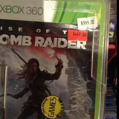 Mixup y Comercial Mexicana Acapulco: Rise of Tomb Raider Xbox 360 a $449