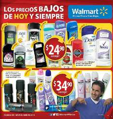 Folleto Walmart del 7 al 20 de junio