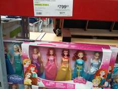Sam's Club Coleccion Disney Princesas $799.01