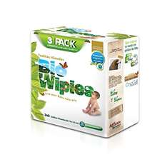 Amazon MX: 960 Toallitas Bio Wipies por $207.00