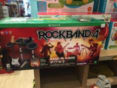 Palacio de Hierro y Gamers: Rock Band 4 con batería para Xbox One y PS4