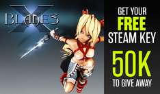 Bundle Stars: X-Blades GRATIS para Steam