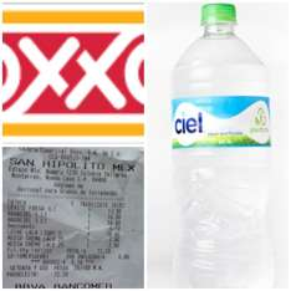 Oxxo: 2 X $14.90 Agua Ciel 1 Litro