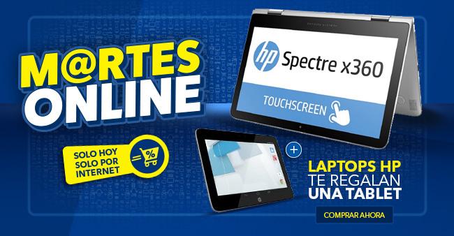 Best Buy: Tablet de regalo en Laptops HP y más