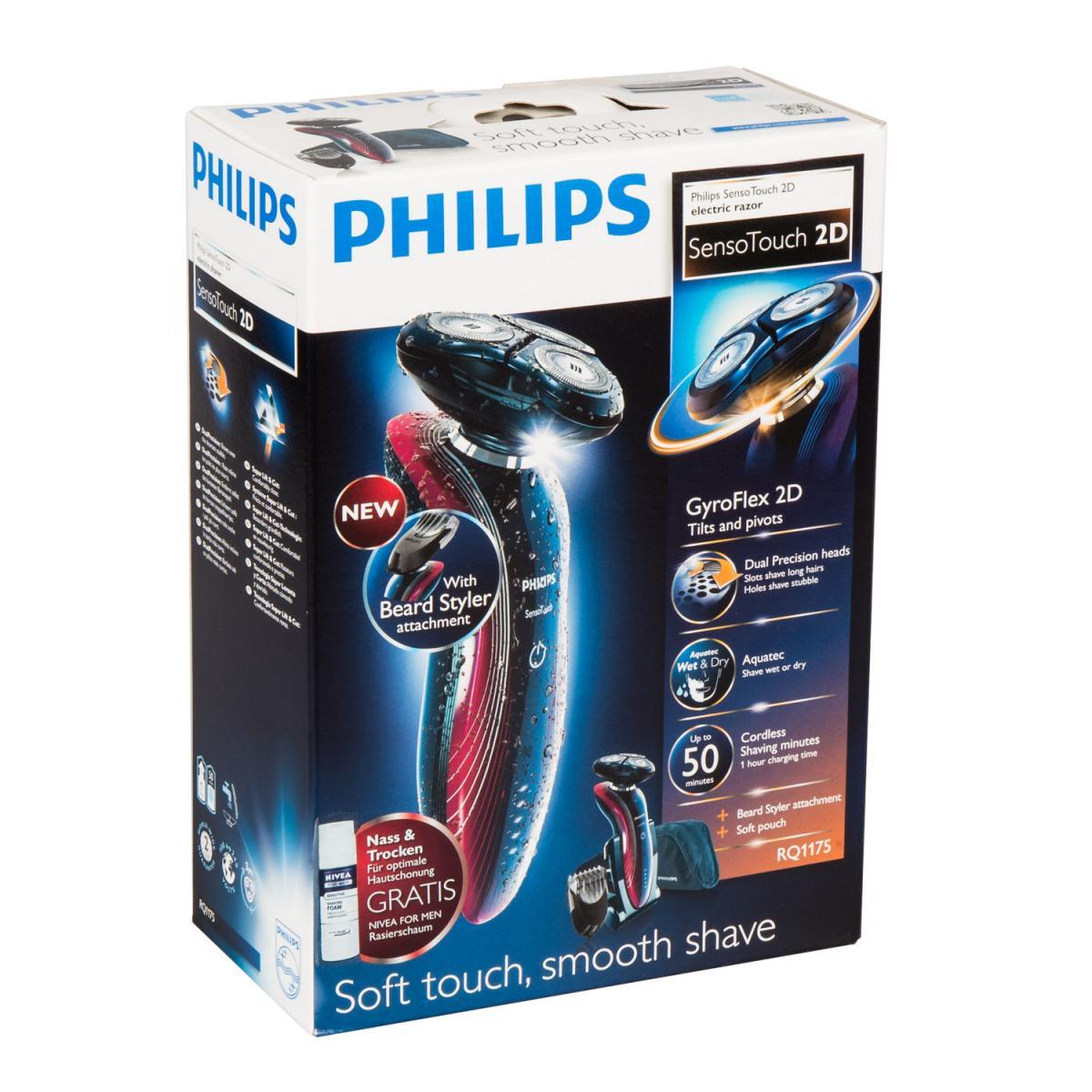 Liverpool; Rasuradora Philips 60%