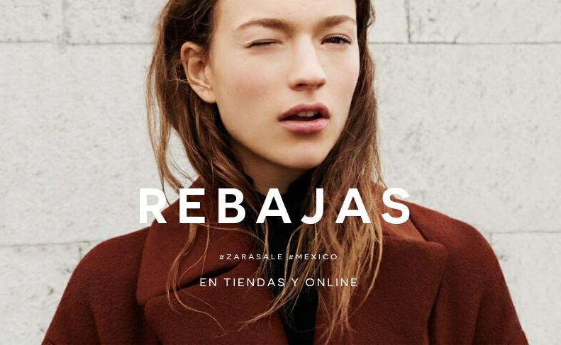 Zara: Rebajas en ropa de temporada