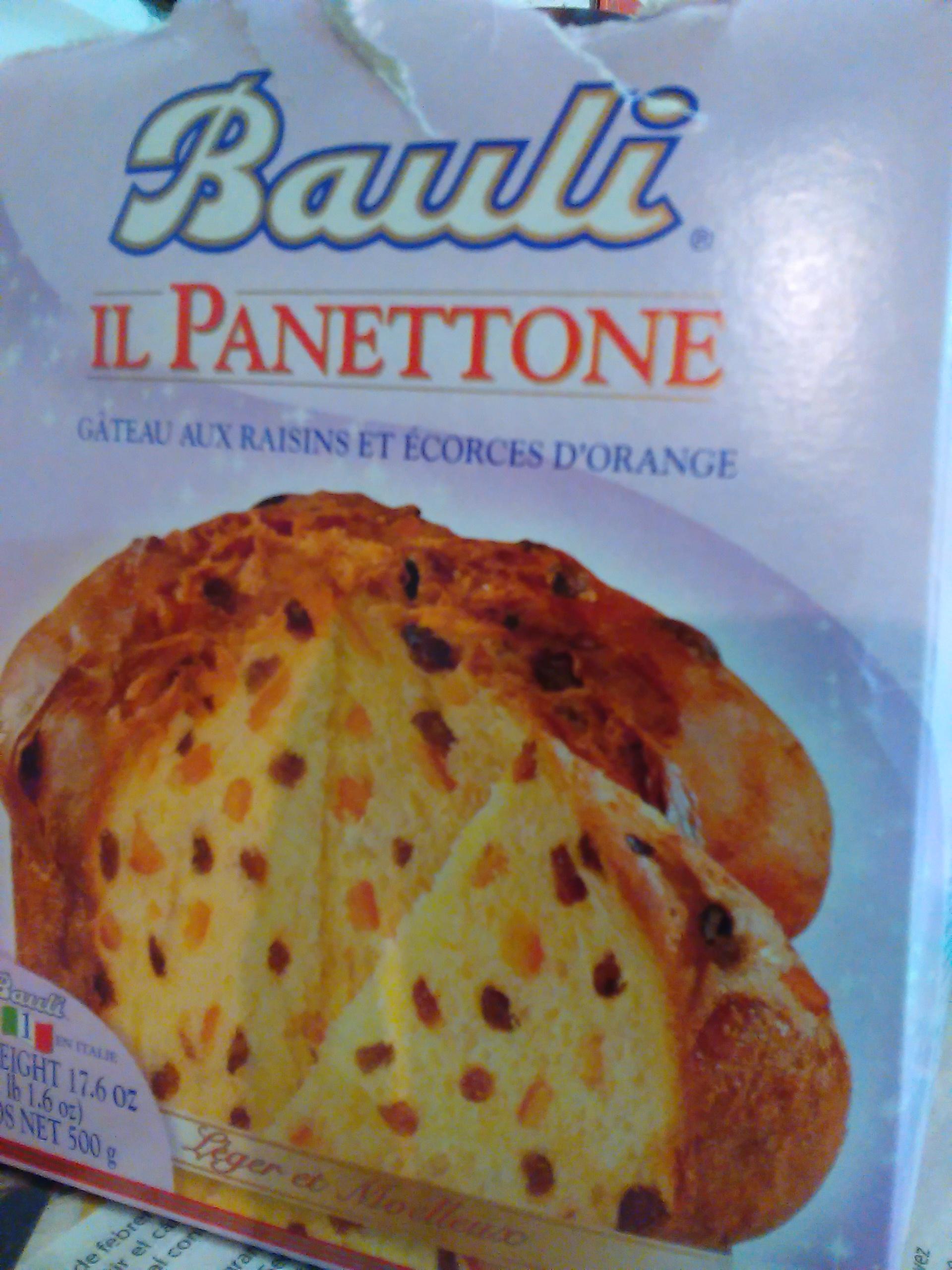 Walmart: Bauli Il Panettone 500g a $33.01