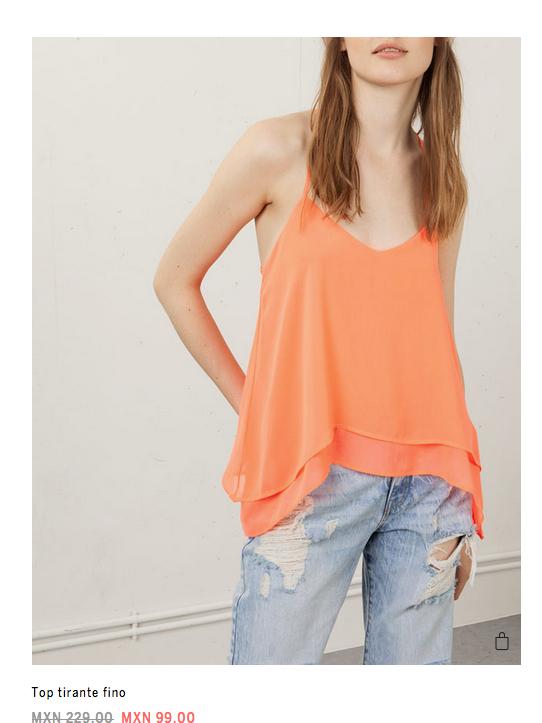 BSK ofertas online y blusas desde $99